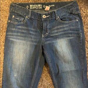 Mossimo Supply Co. Jeans - Denim capris
